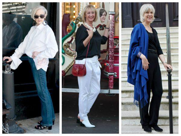 Cum ar trebui să se îmbrace doamnele de 60 de ani pentru a fi stilate și la  modă - Fasingur.me